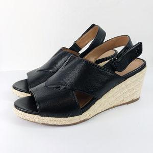 Vionic Shoes   Tulum Zamar Wedge Sandal